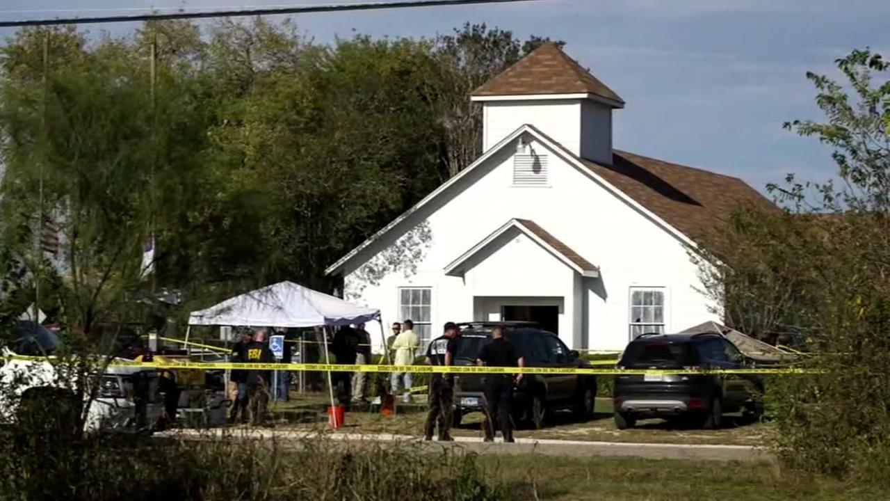 Gov. Abbott calls for day of prayer in Texas