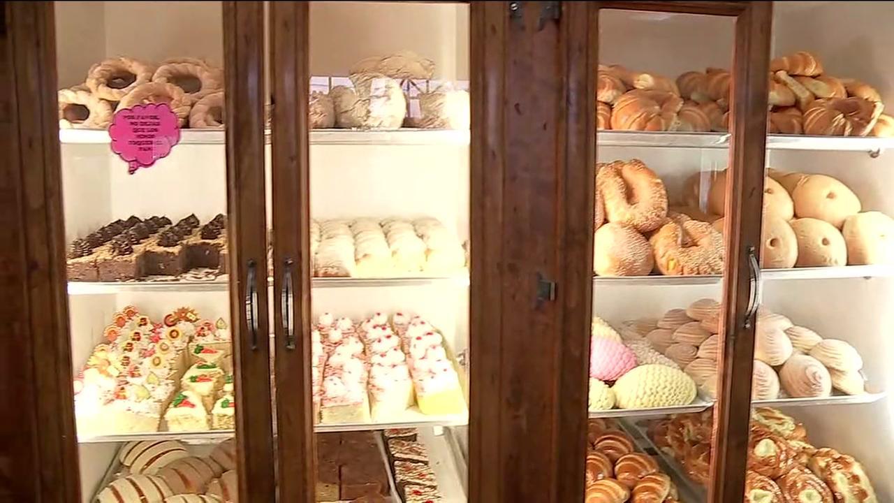 El Bolillos bakery