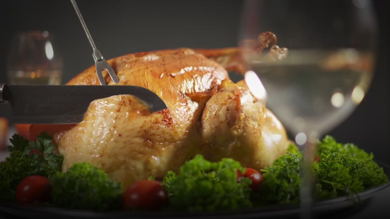 TURKEY TIME: Begin thawing your birds for Thanksgiving