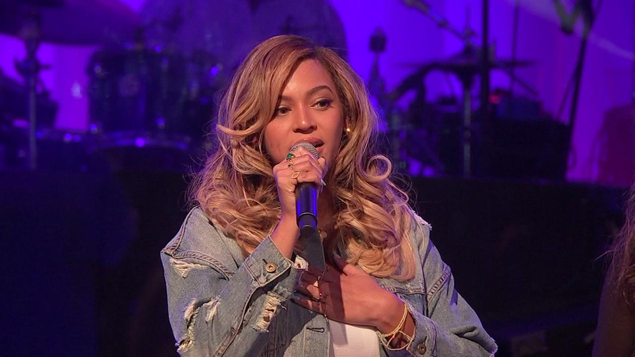 Beyonce tops chart as highest paid woman in music