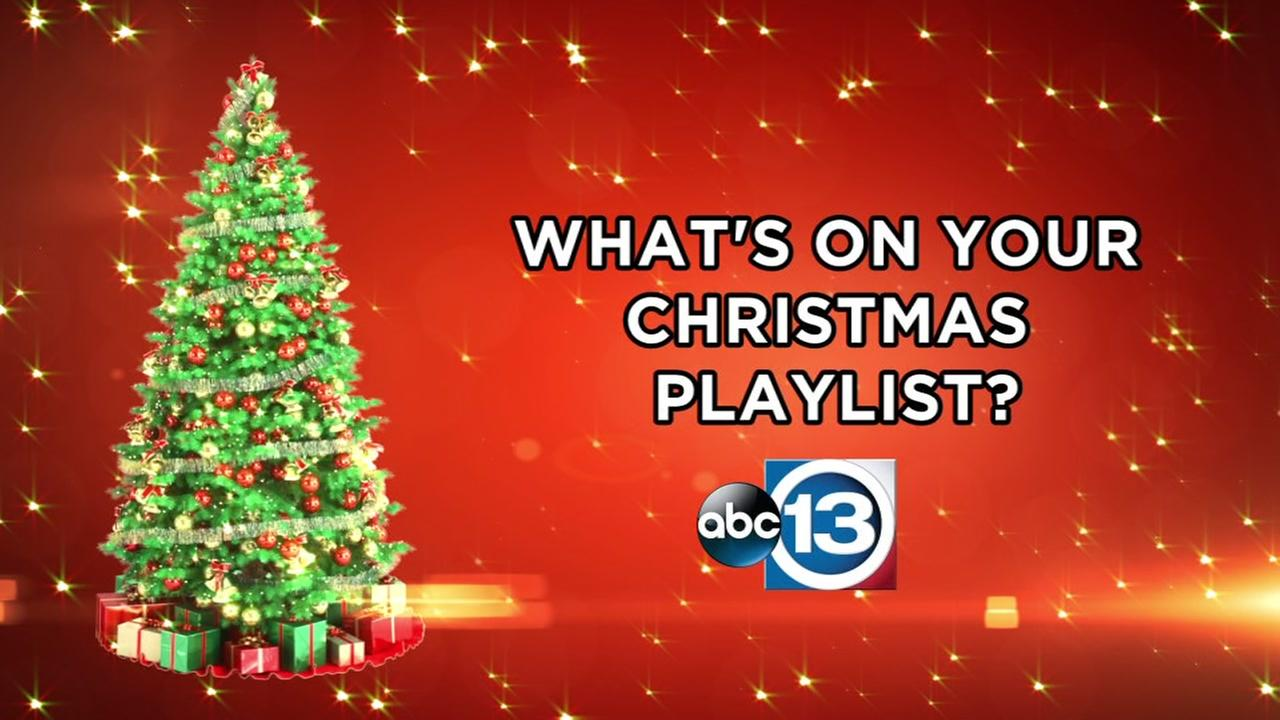 Whats on your Christmas playlist?