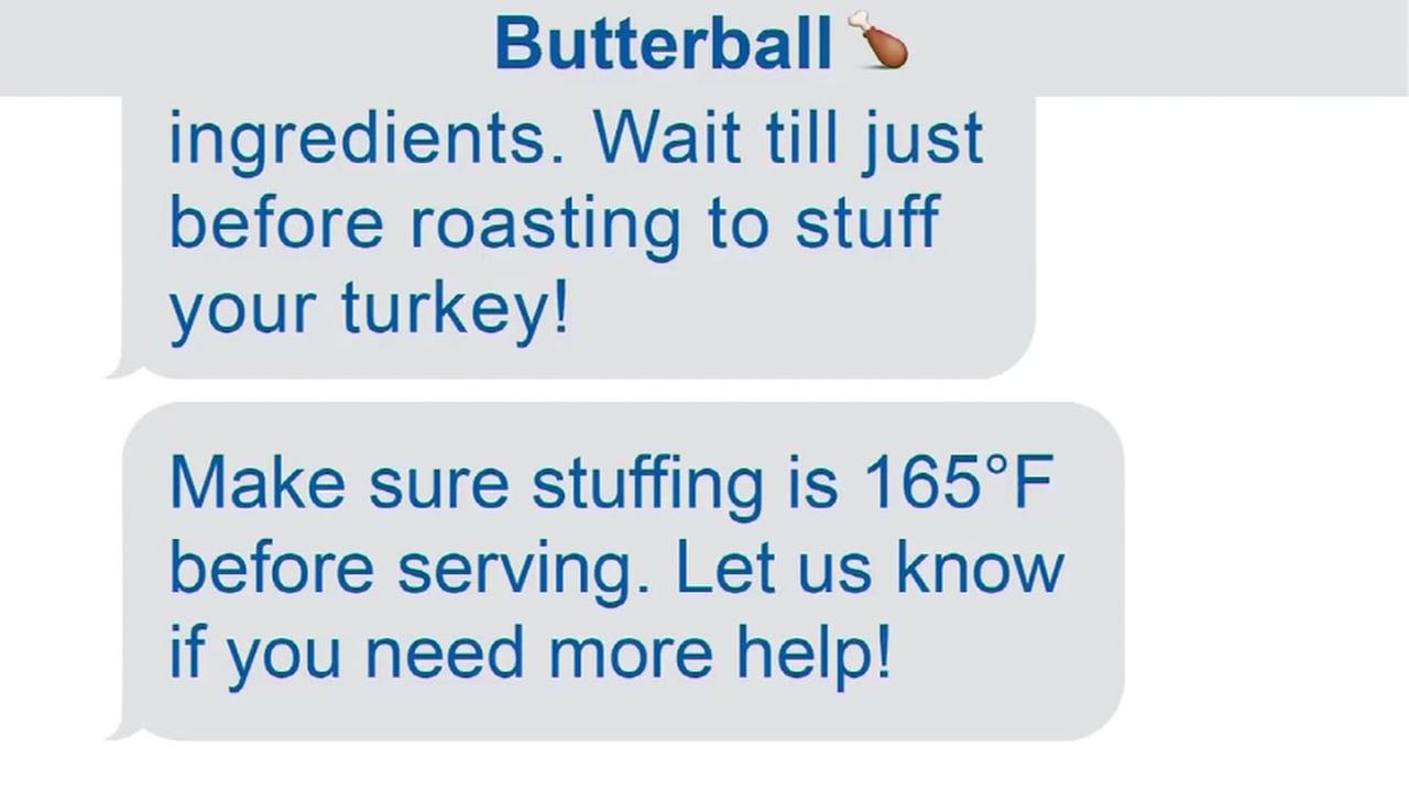 Turkey trouble? Heres Butterballs hotline