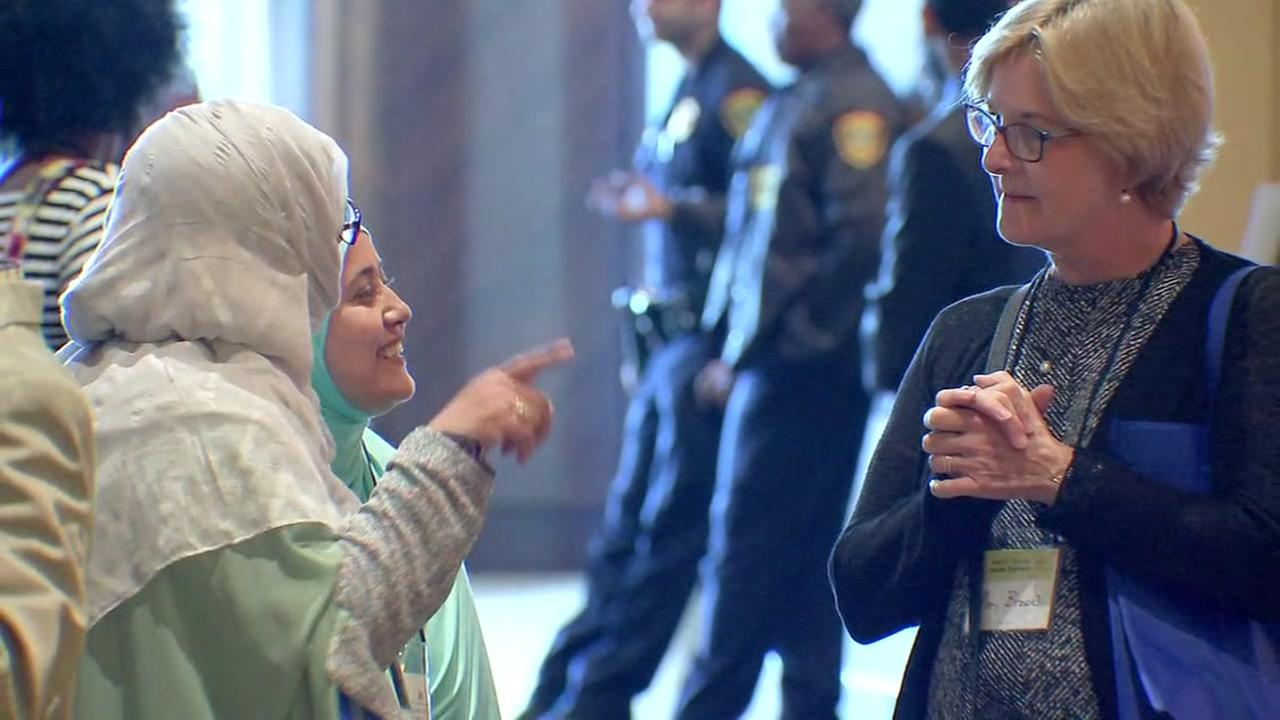 Meet your Muslim neighbor event breaks down barriers