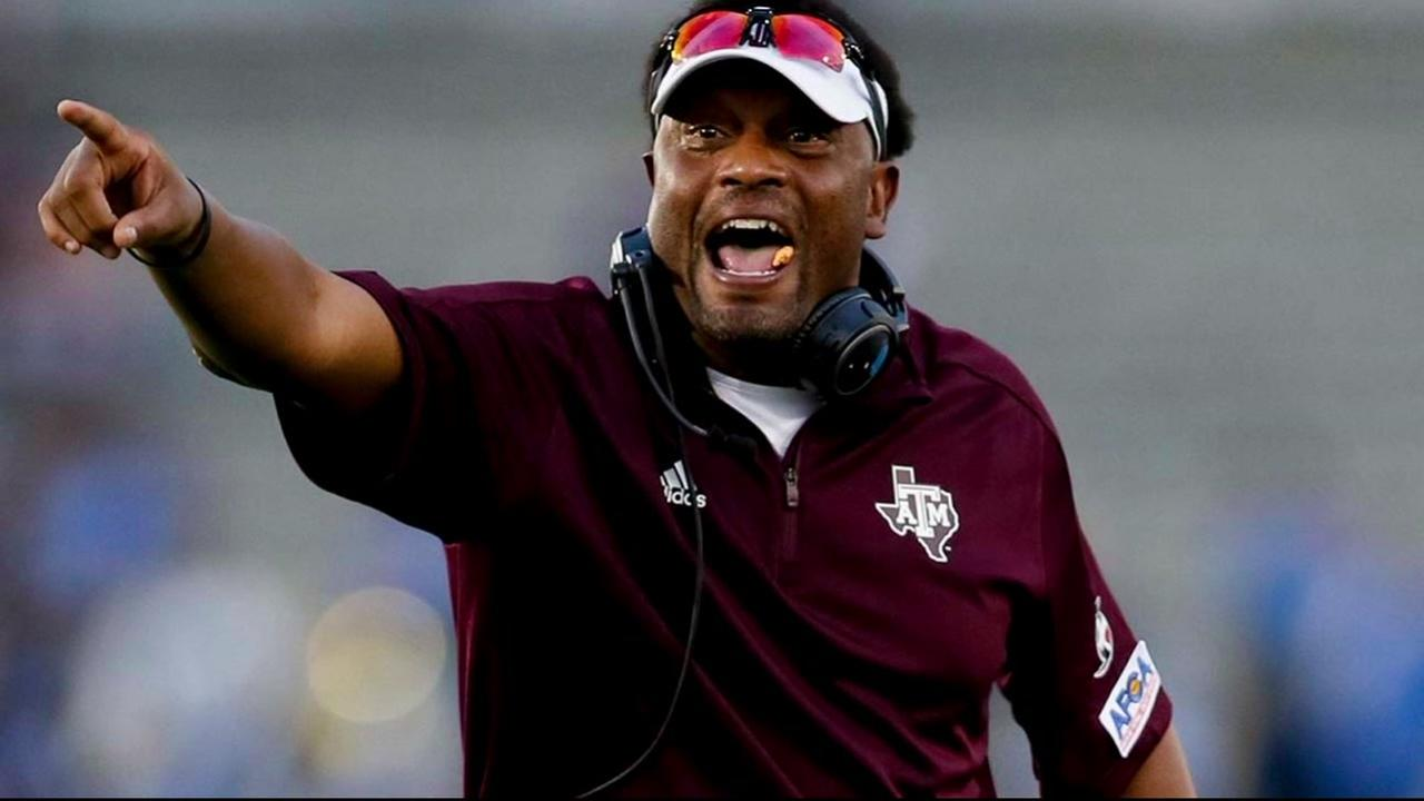 Texas A&M head coach fired