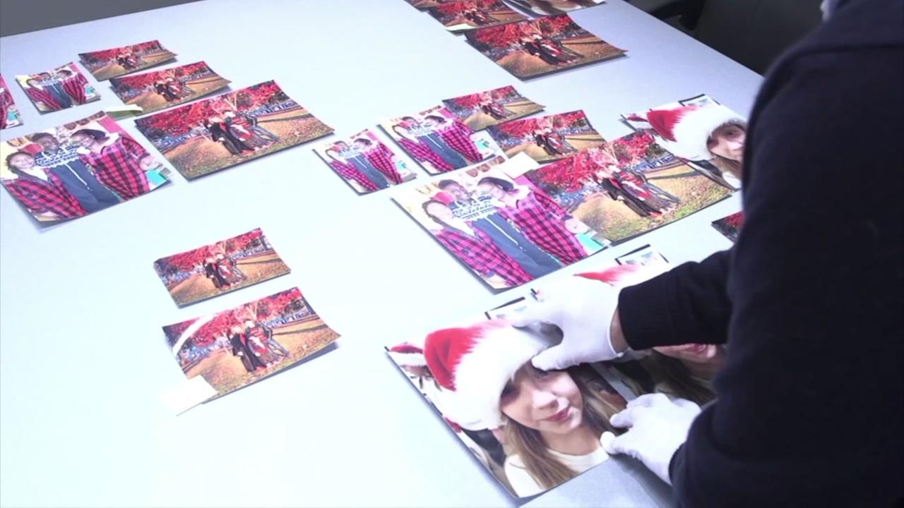 Holiday picture printing