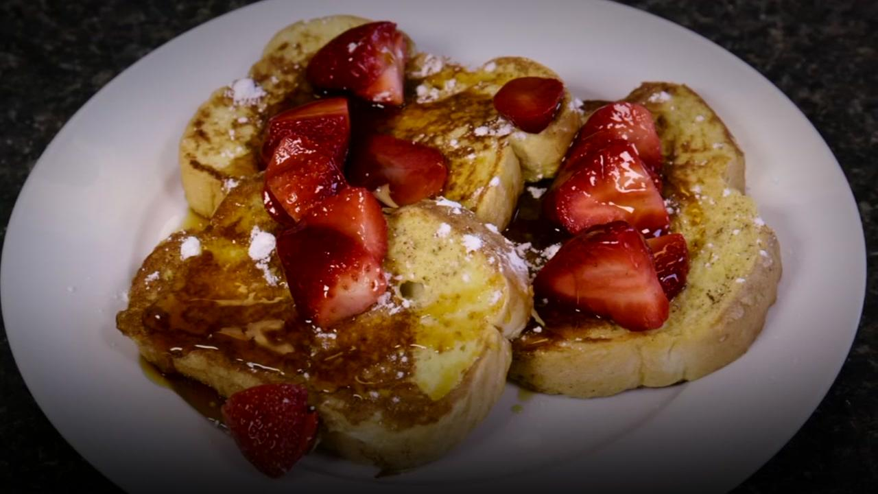 Five places in Houston with unbelievable French toast