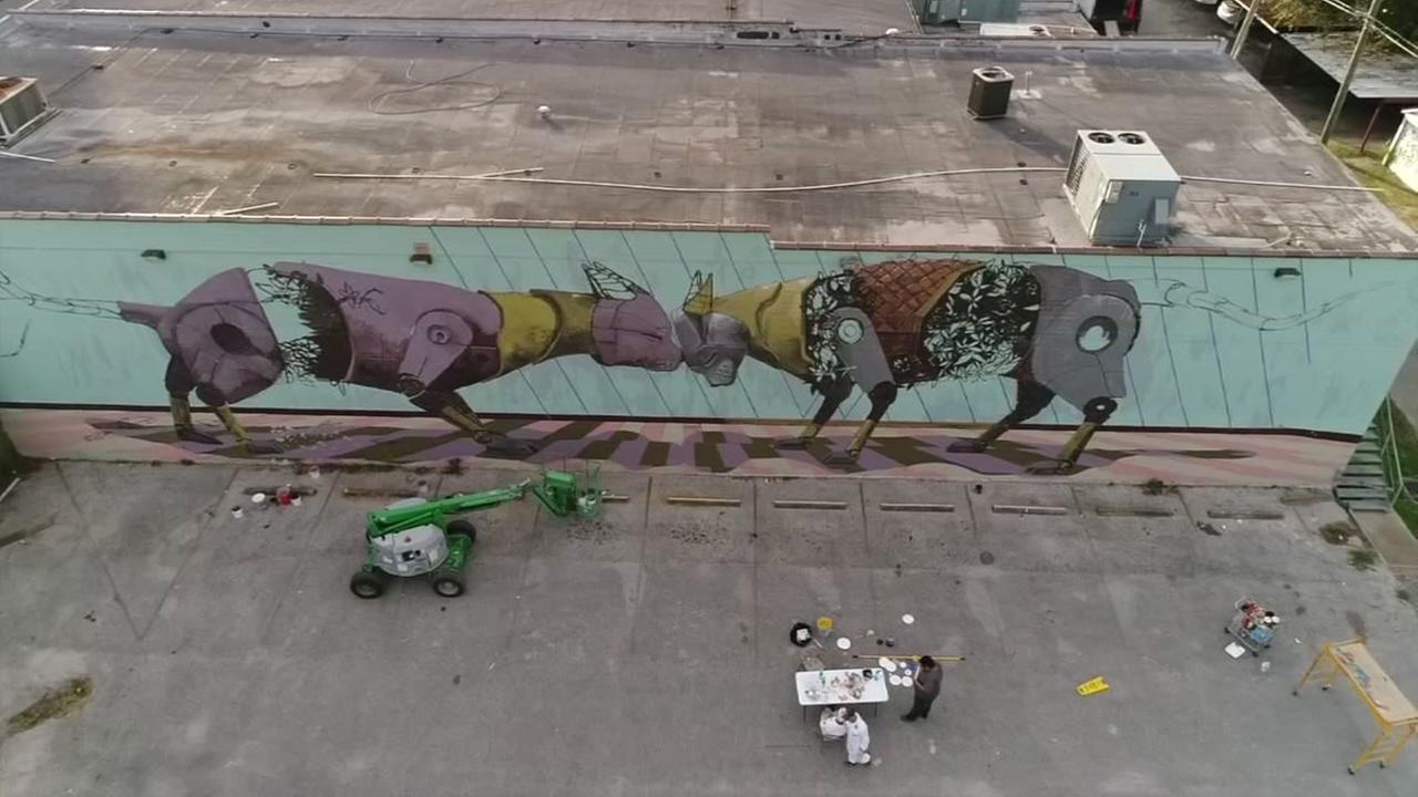 HUE Mural Festival