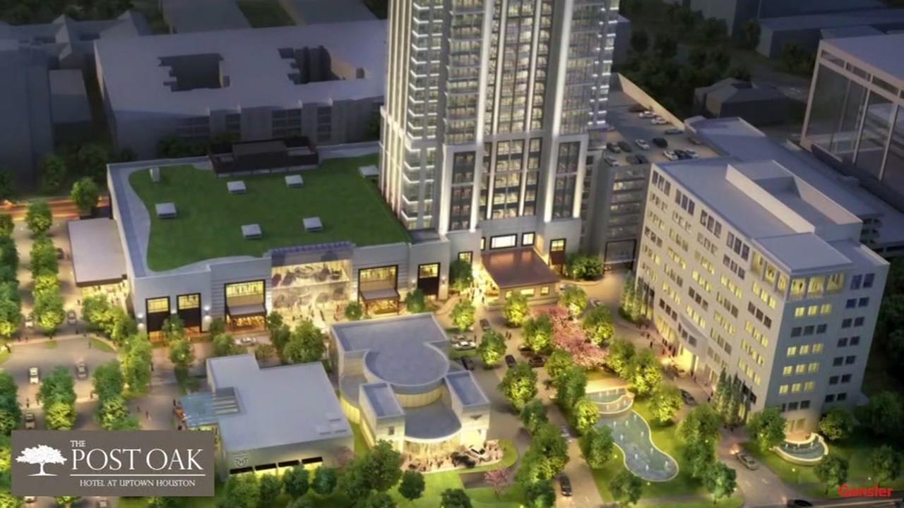 Fertitta hiring 600 people for new high-rise