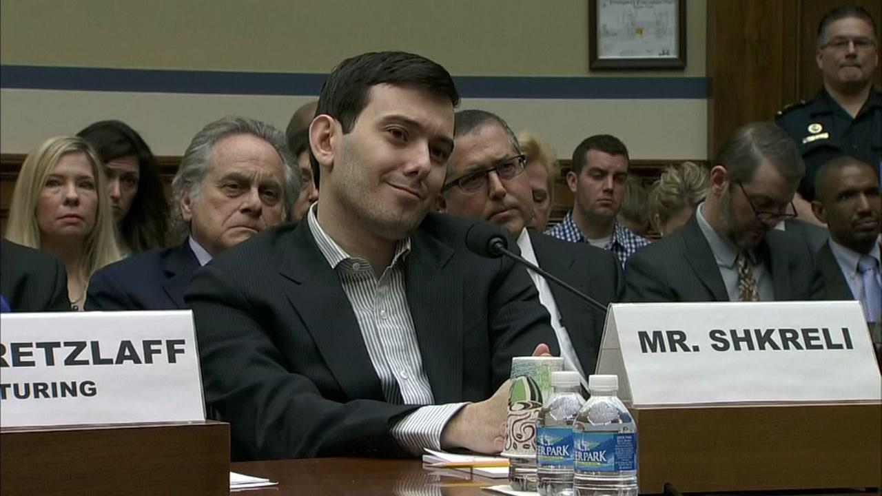 Feds want Pharma Bro Shkrelis Wu-Tang Clan album