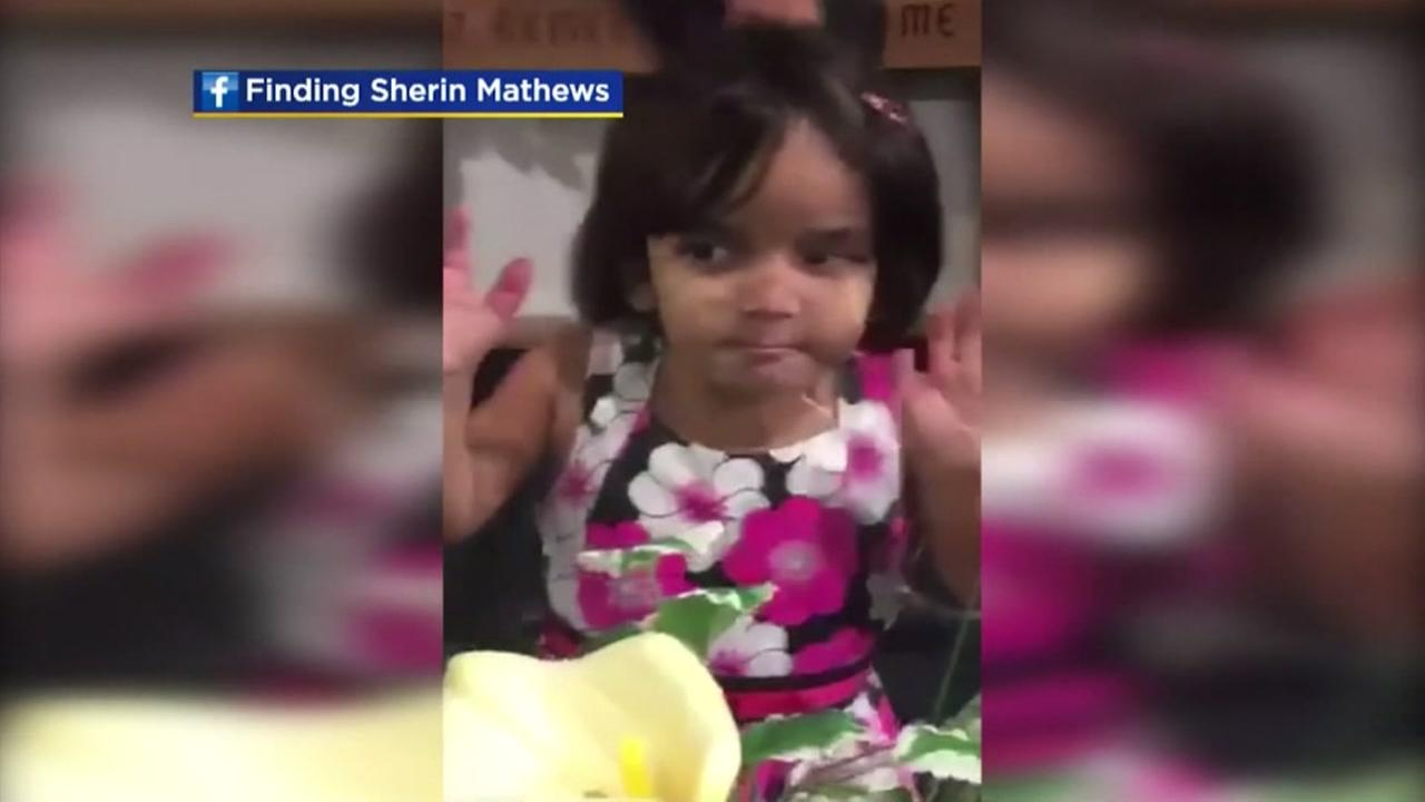 3-year-old girl remembered at Dallas-area vigil