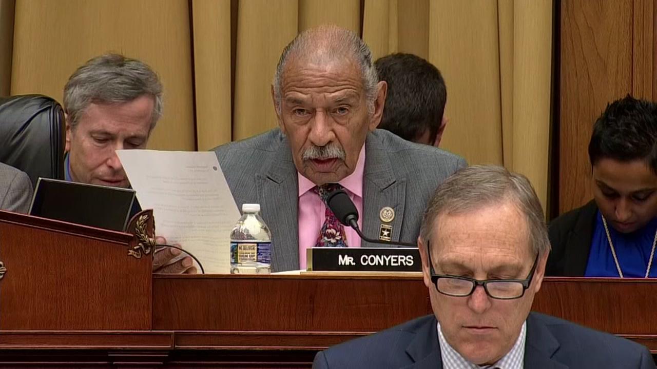 Michigan Congressman Conyers reporteldy to retire