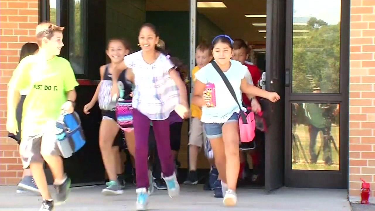 Texas school district tests out four recesses a day
