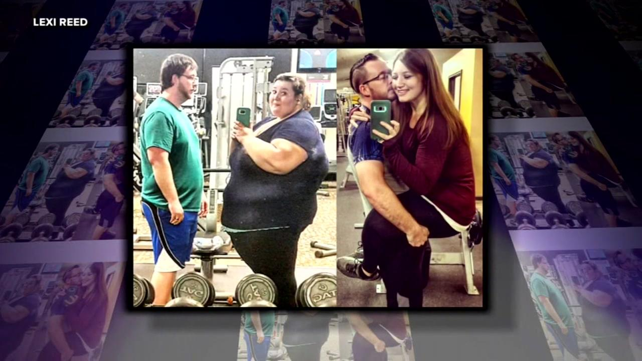 Couple loses 400 pounds in 2 years