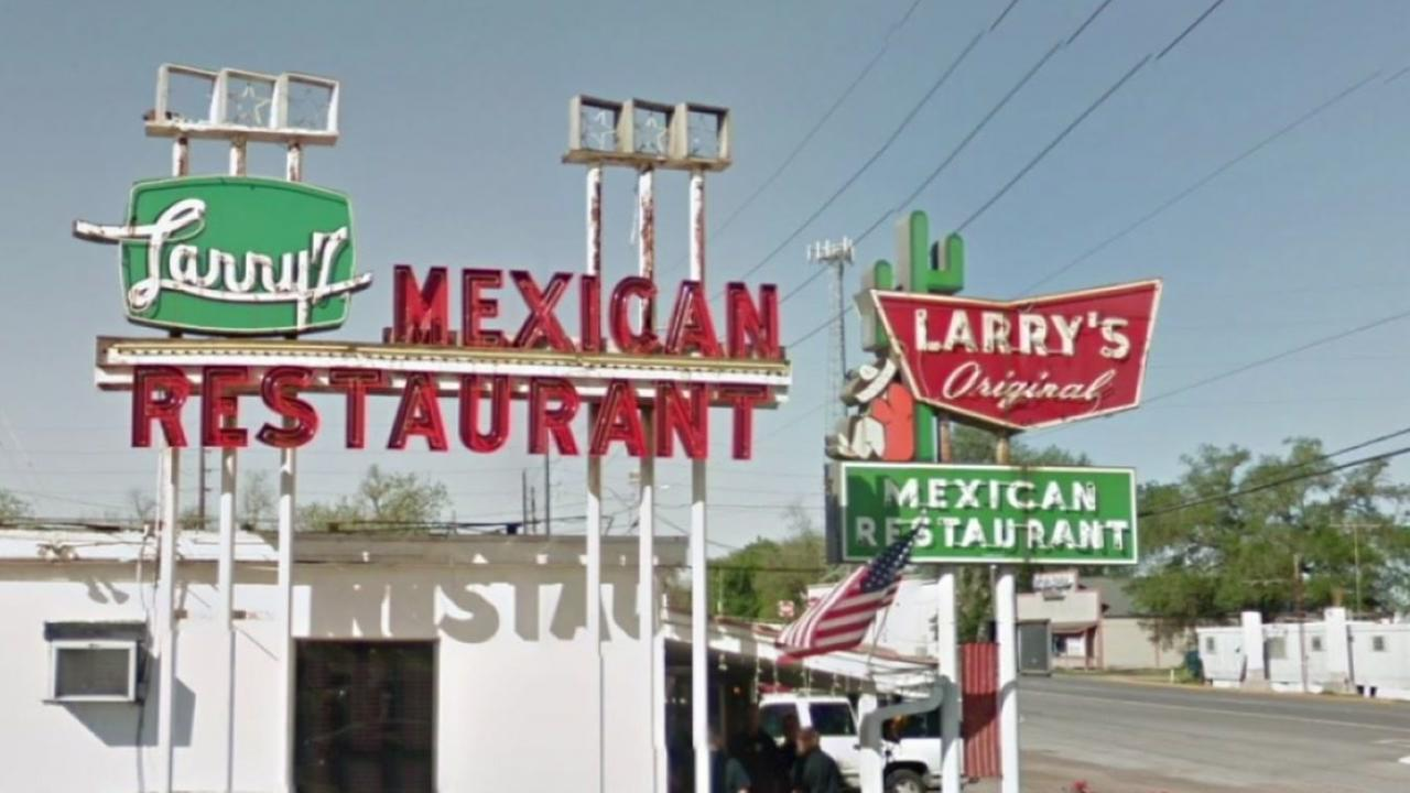 Larrys has been serving up Tex-Mex in Richmond for more than 5 decades