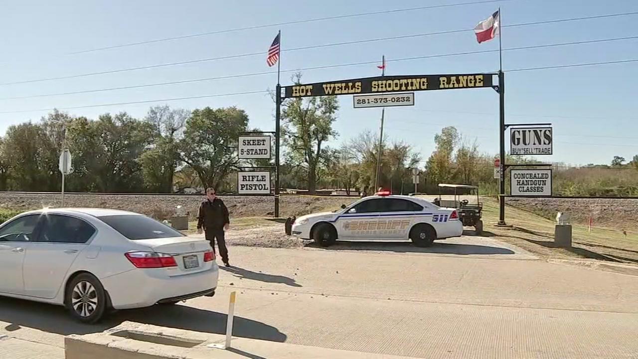 Male identified in accidenal gun range shooting