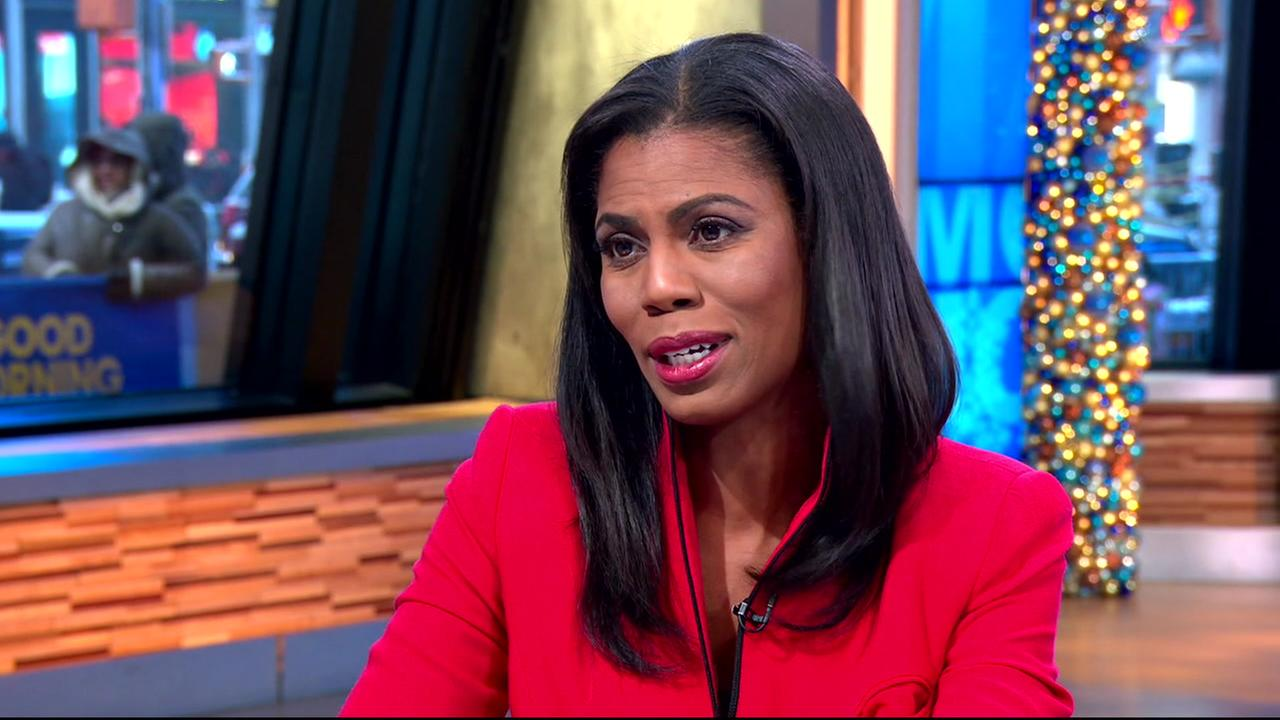 Omarosa says there were things that upset her in Trump White House