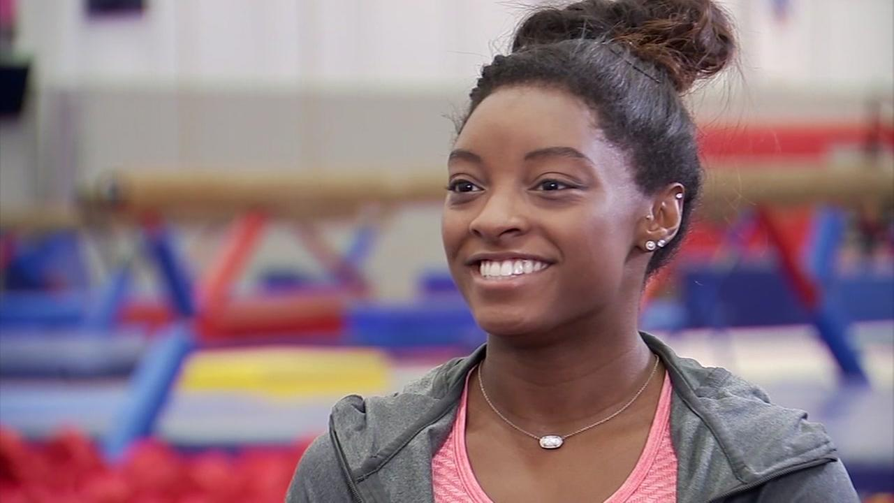 Whats next for solid gold gymnast Simone Biles?