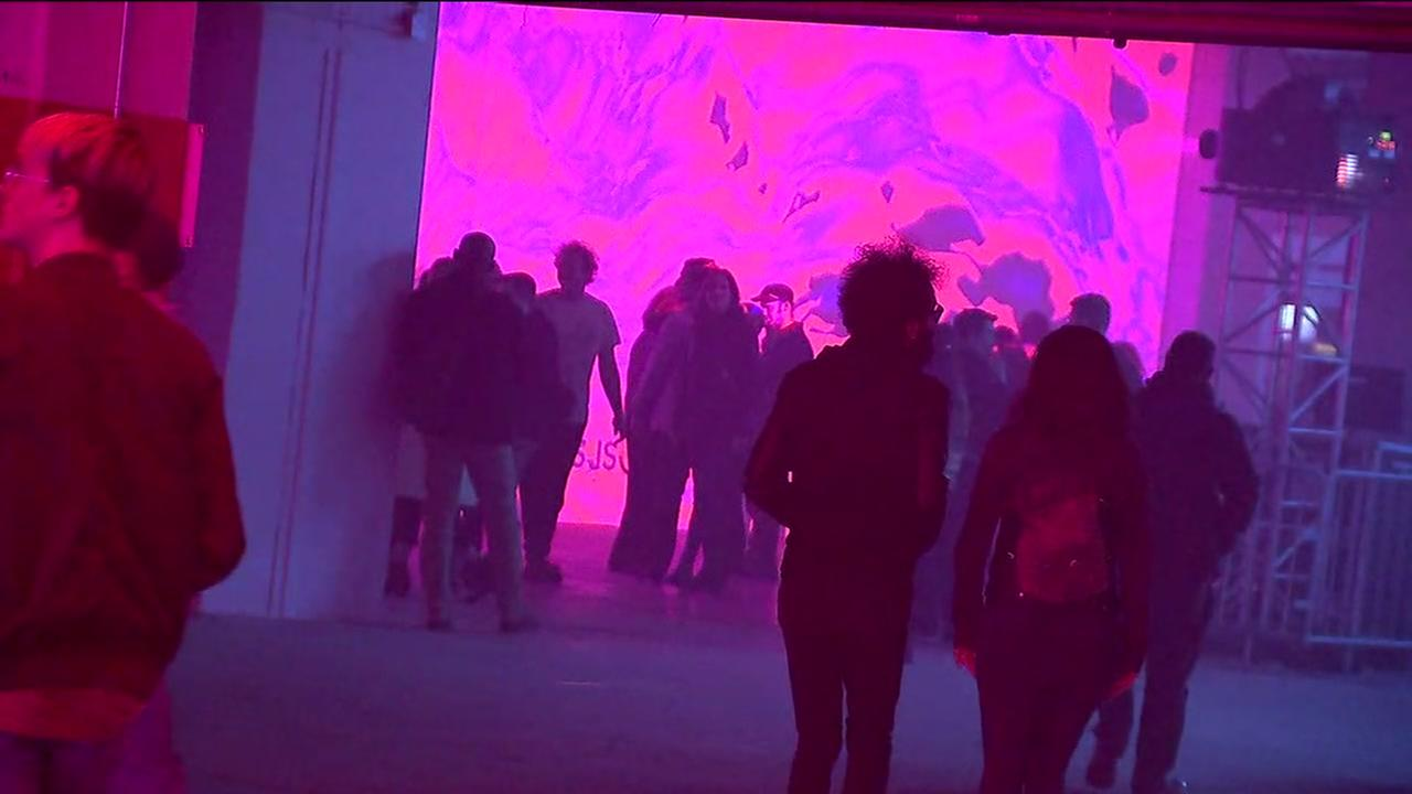 Artists drop out of Day for Night festival line-up