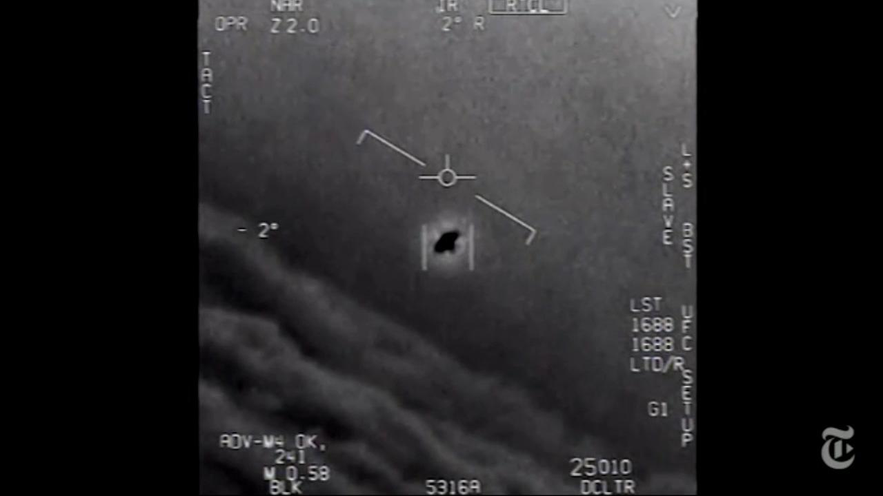 Pentagon confirms top secret, now closed UFO program