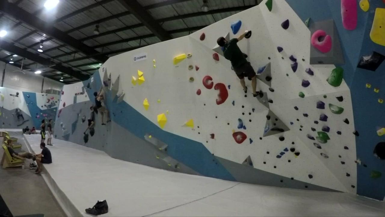 Houstons largest indoor climbing gym debuts