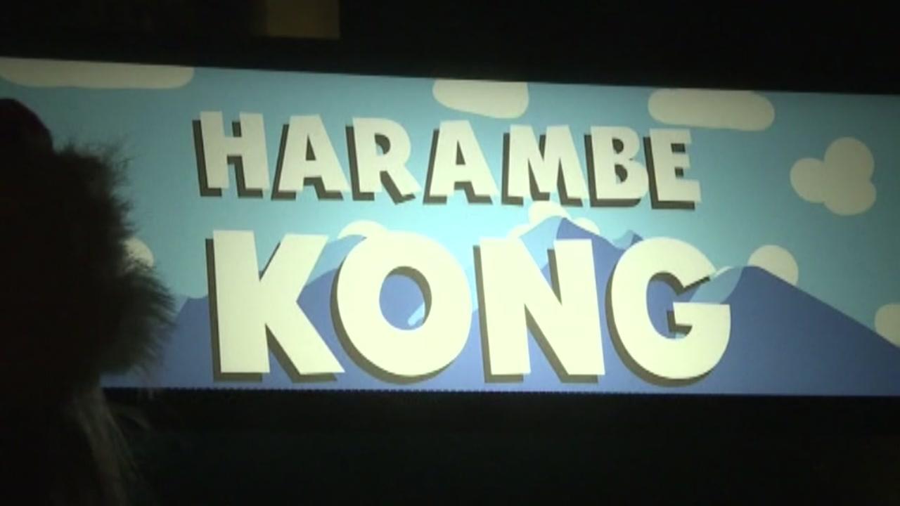Harambe Kong video game