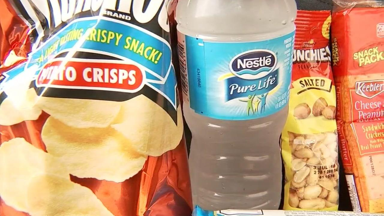 Commissioner claims official wanted $3,000 in snacks for sex offenders
