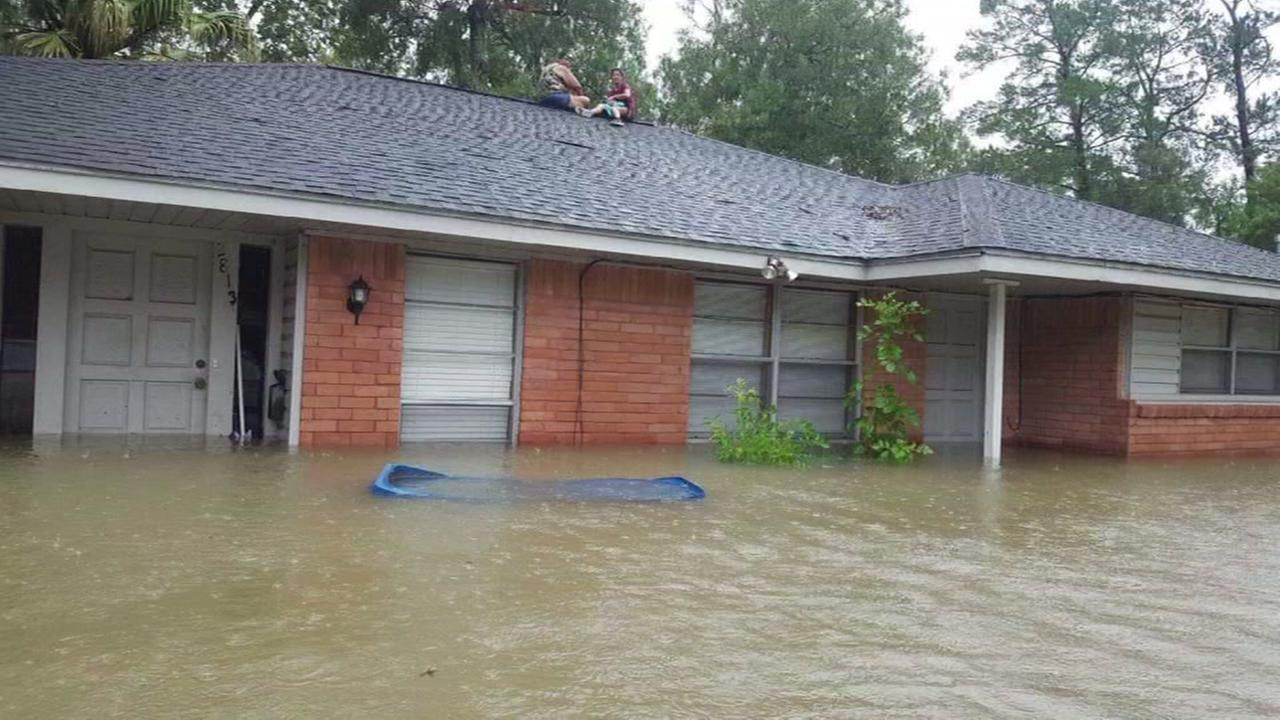 Dickinson neighbors confused after denial of Harvey relief money