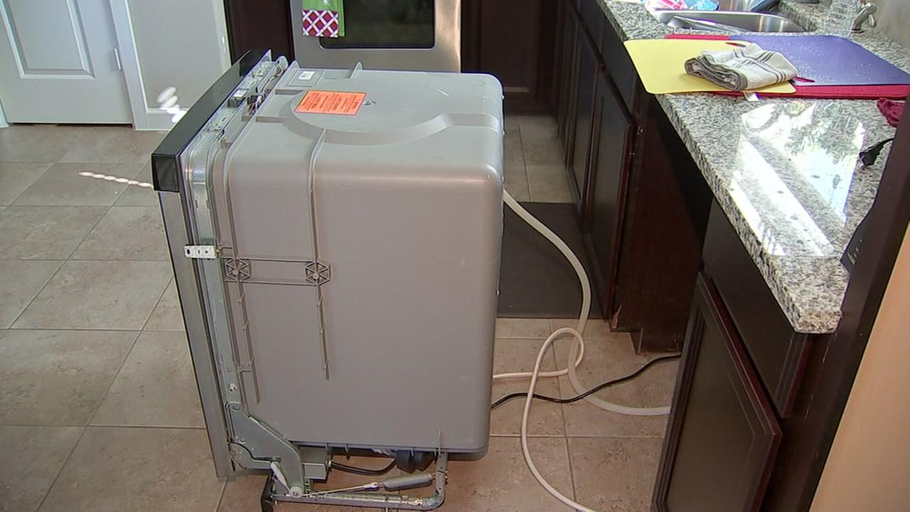 Homeowners say power issue fried their appliances