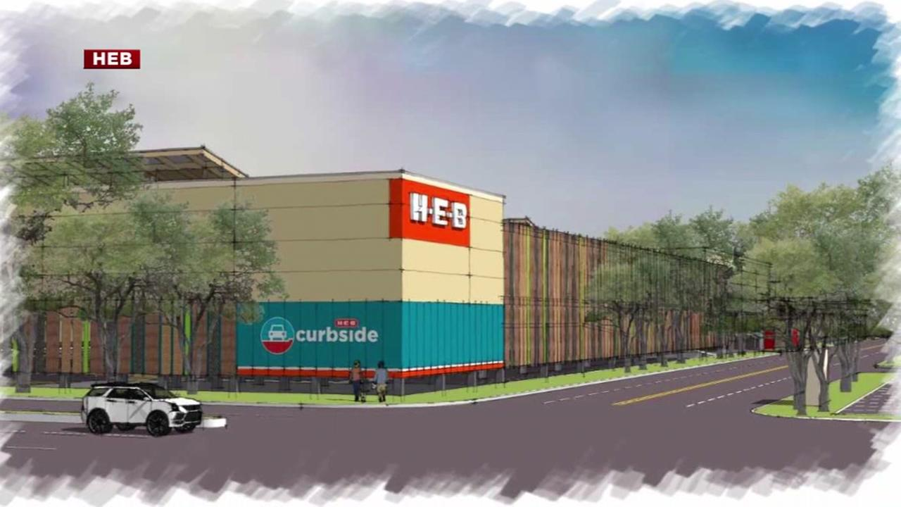 New H-E-B to open in Meyerland