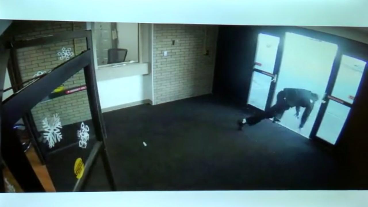 Video of shooting at Cincinnati hospital released