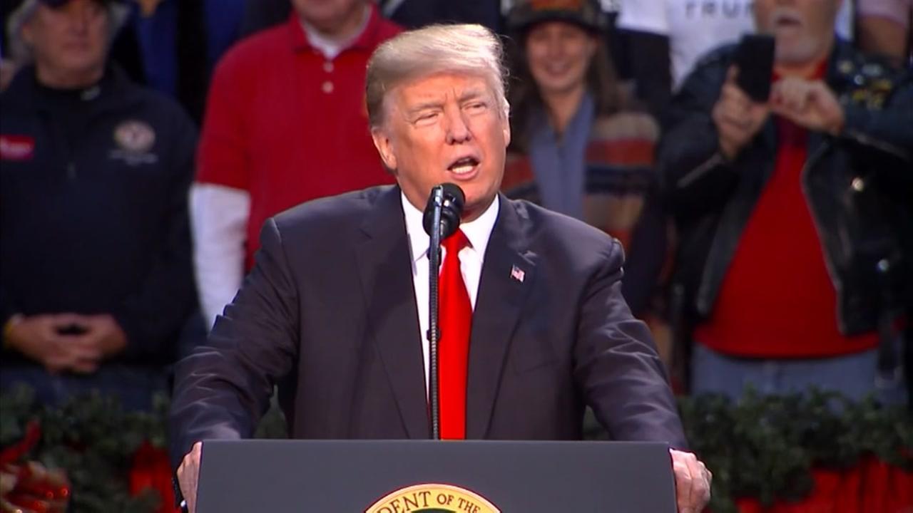 White House denies Trump said all Haitians have AIDS