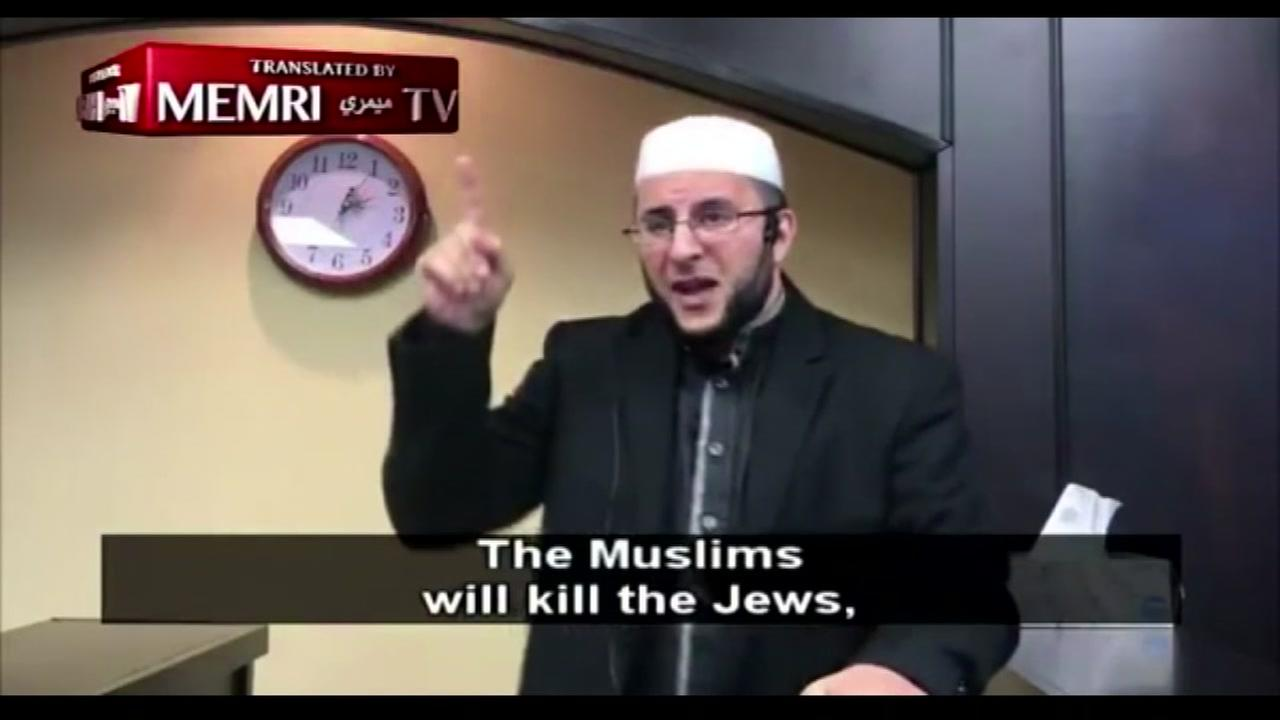 Houston Imams sermon called anti-Semetic by ADL