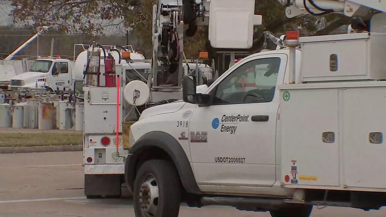 CenterPoint sends repair crews to Puerto Rico