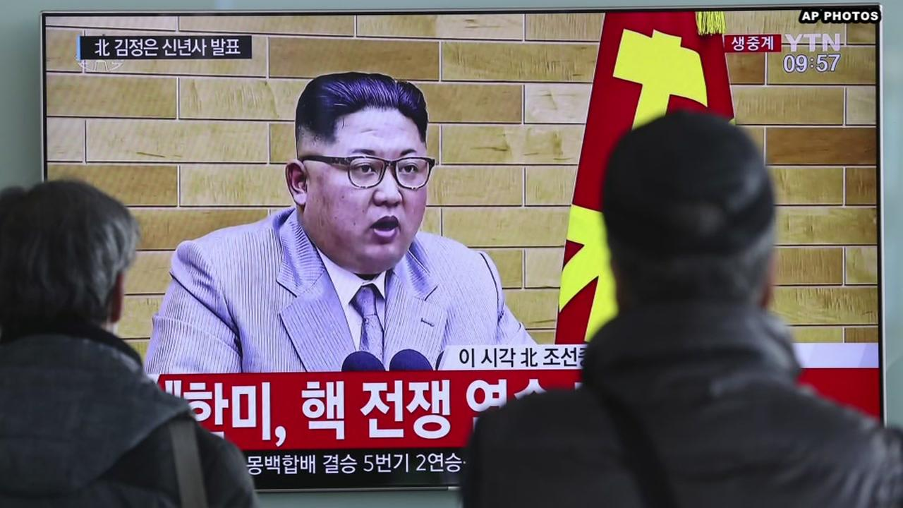 Kim Jong Un says US should know North Korean nuclear force a reality