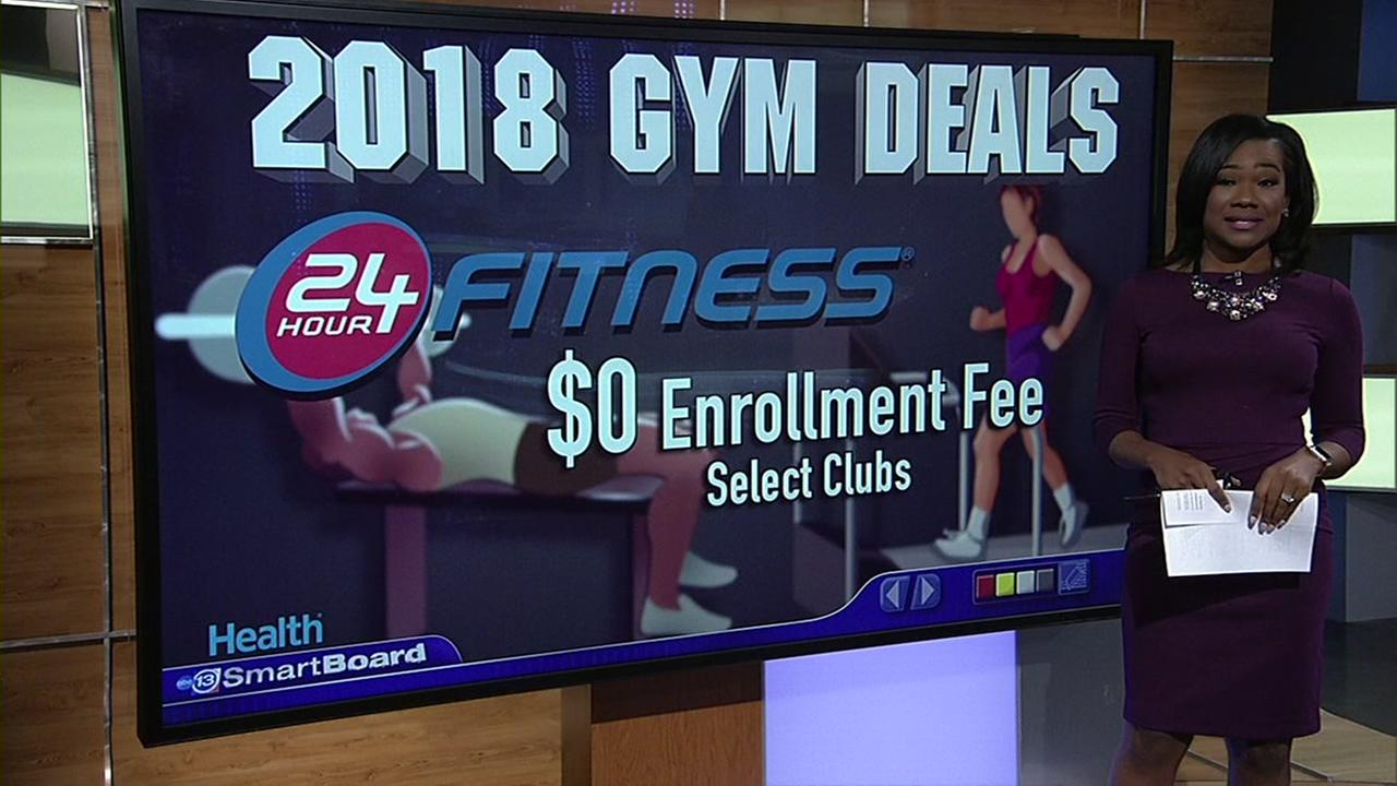 Gym deals for 2018