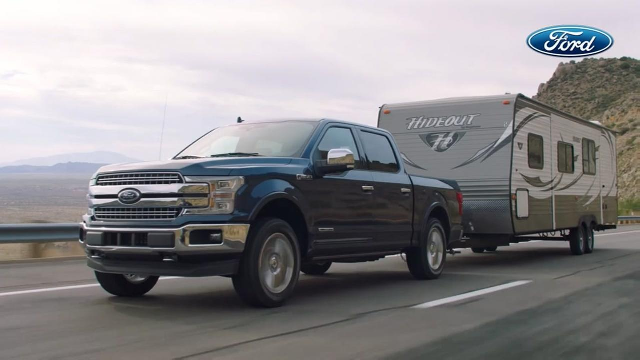 Ford to offer F-150 trucks with diesel