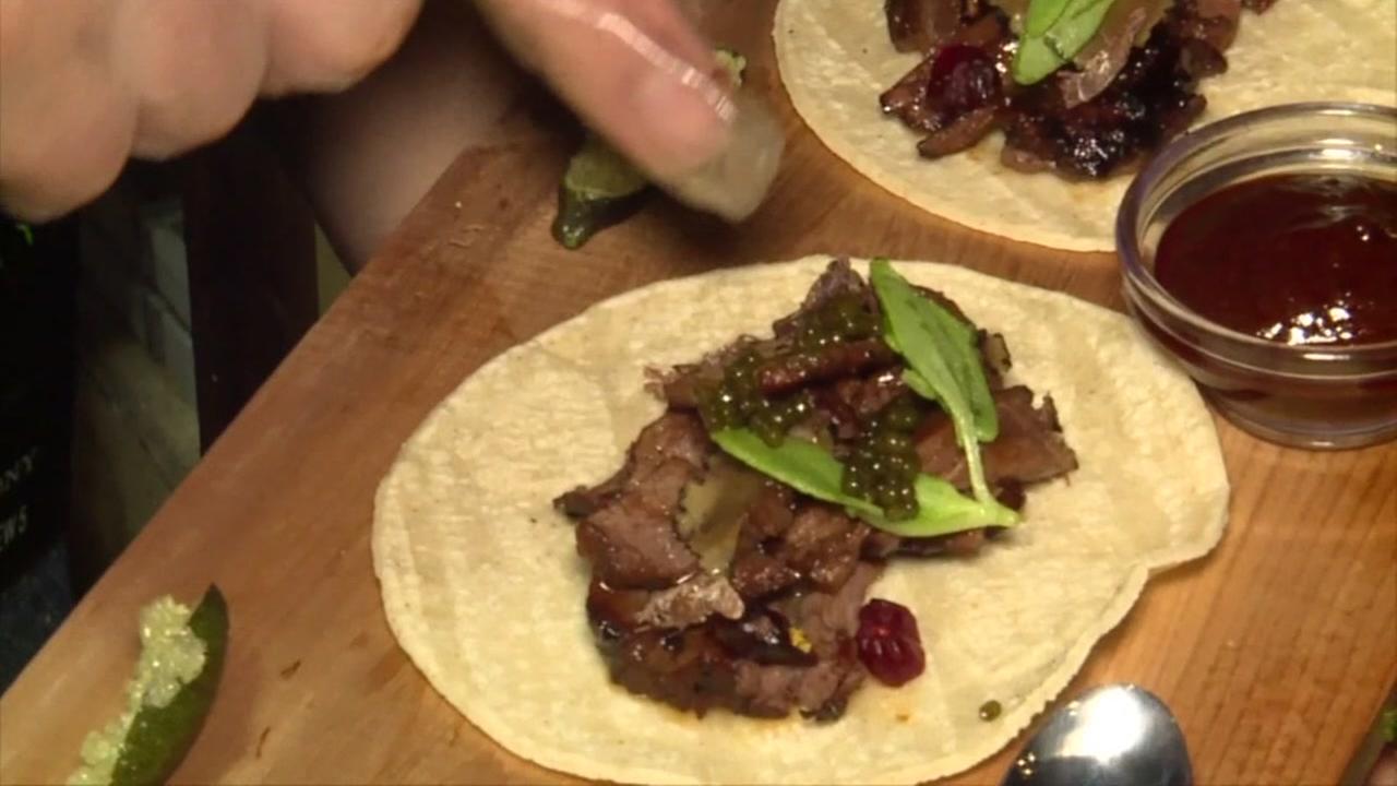 Restaurant offers $60 taco