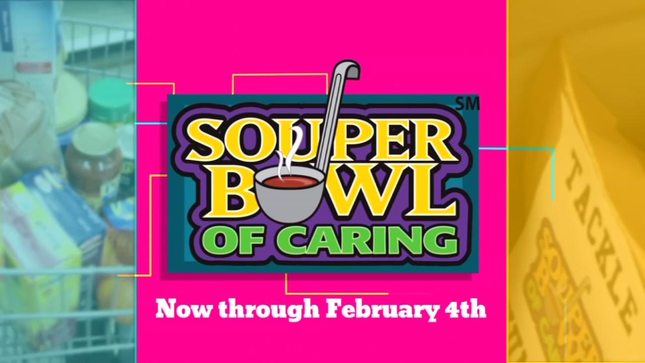 Souper Bowl of Caring 2018