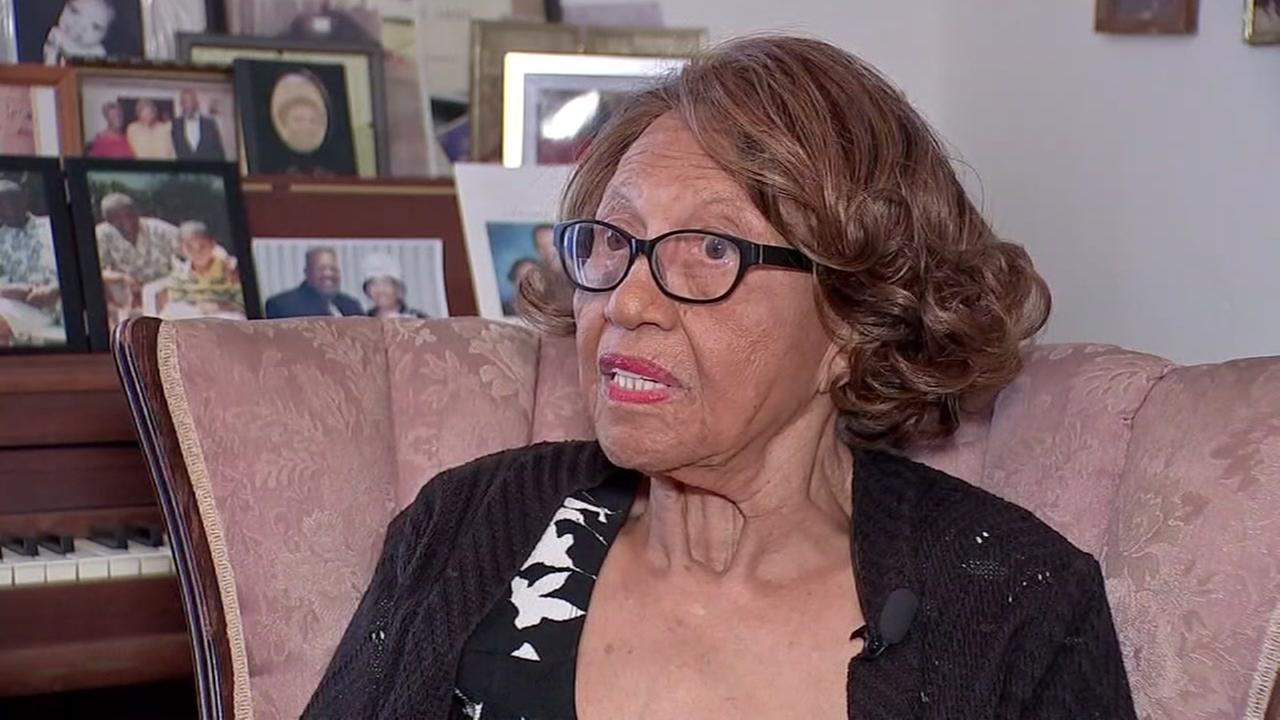 Woman turns 101
