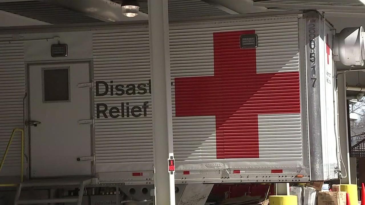 American Red Cross in need of volunteers in Houston