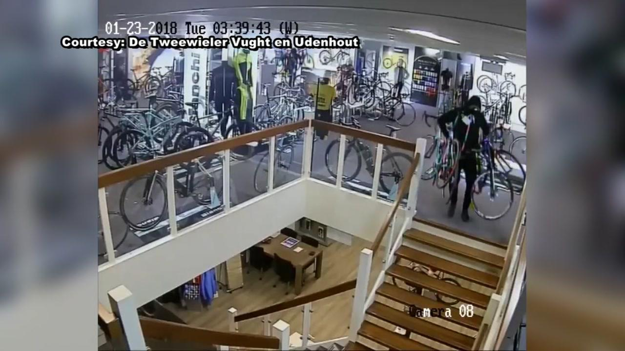 Bike thieves