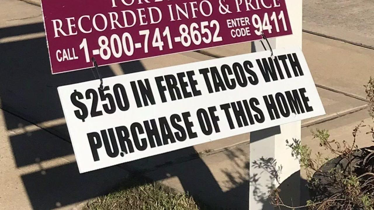 Get $250 worth of tacos with your purchase