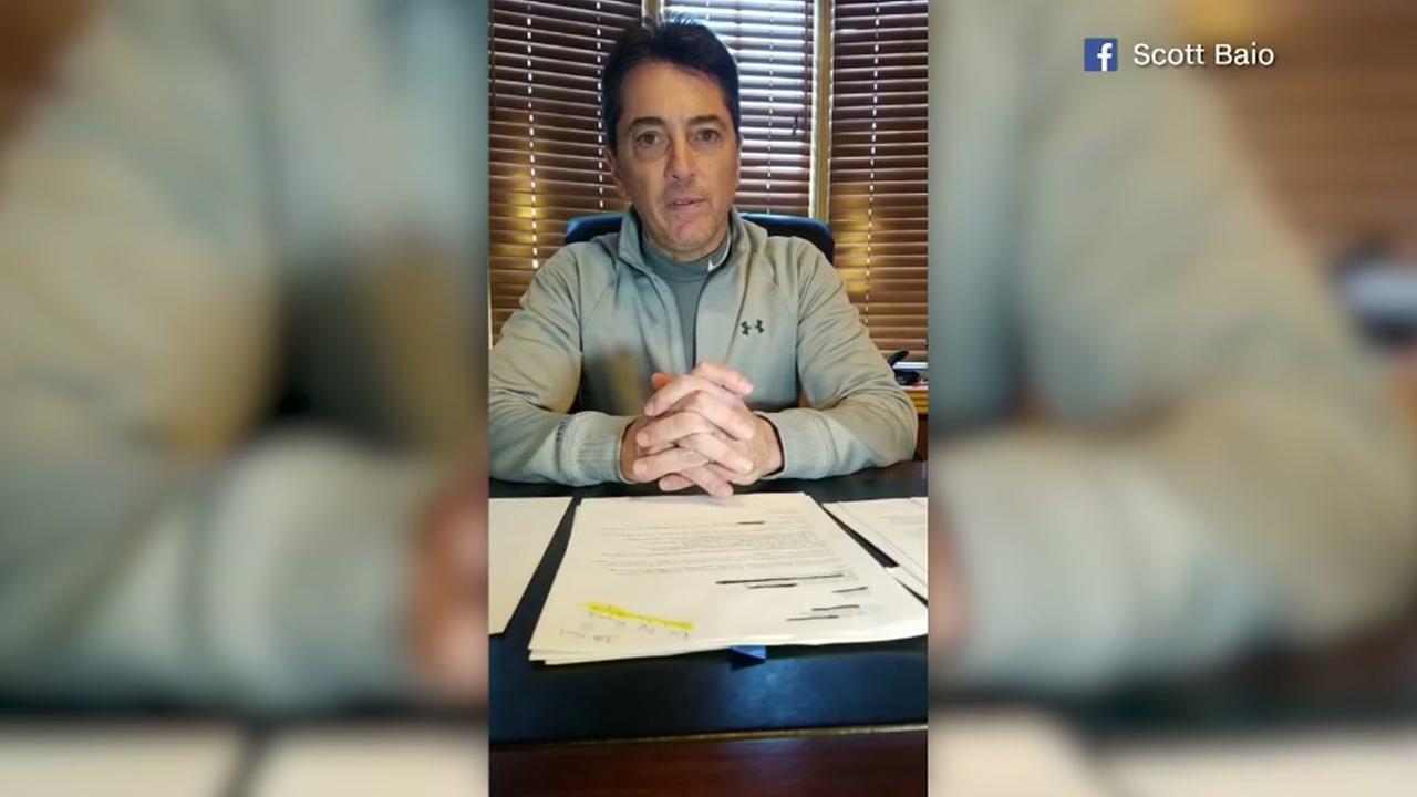 Scott Baio responds to sexual assault allegations