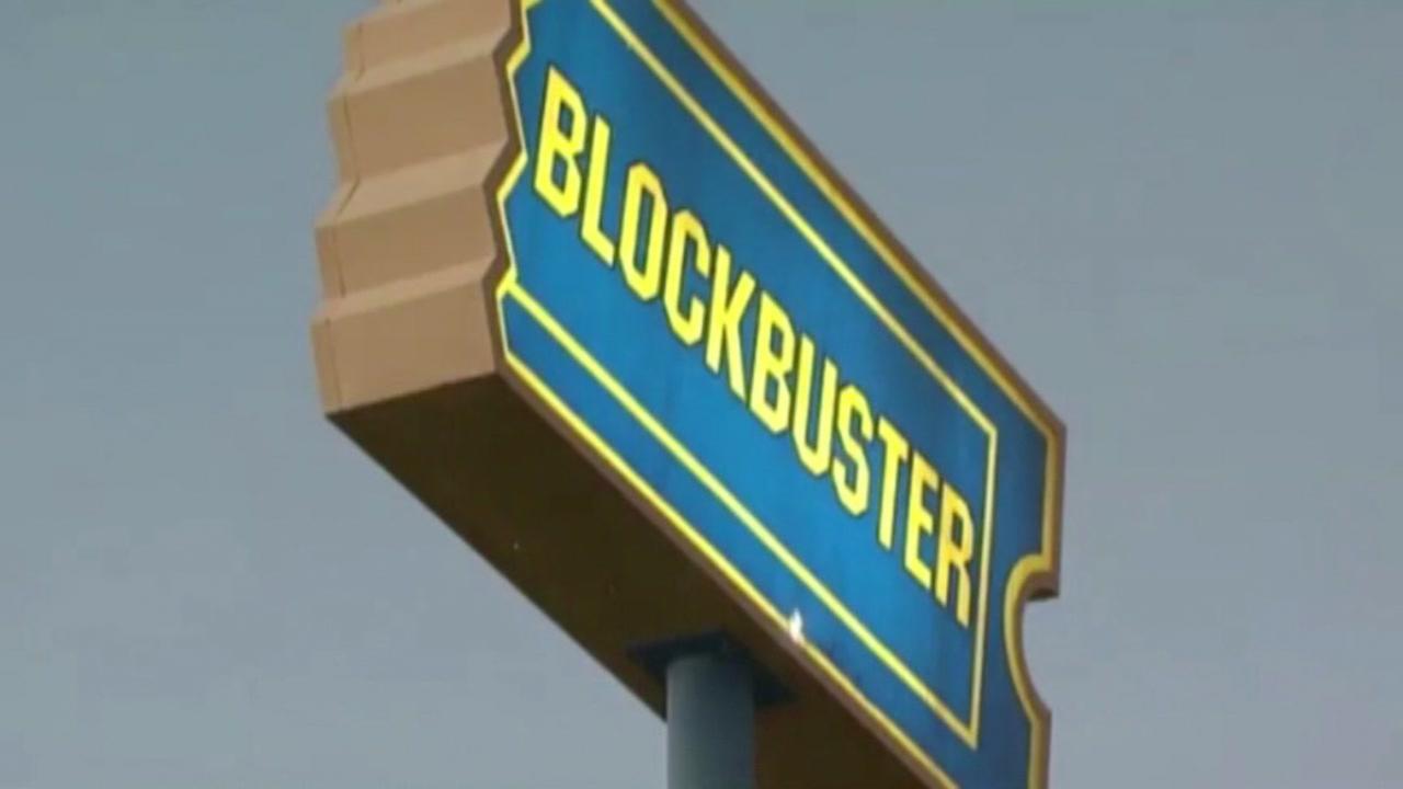 Last Texas Blockbuster video store closes for good