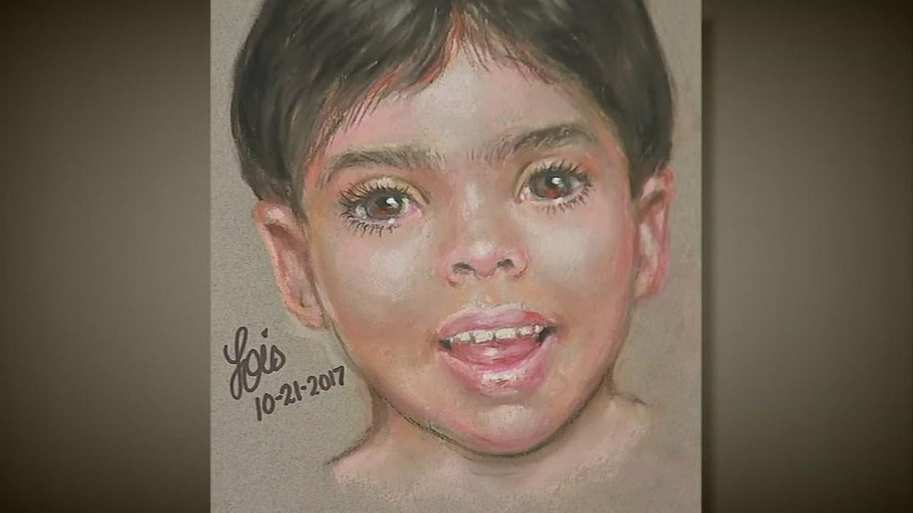 Photo released of dead child known as Little Jacob found dead on Galveston beach