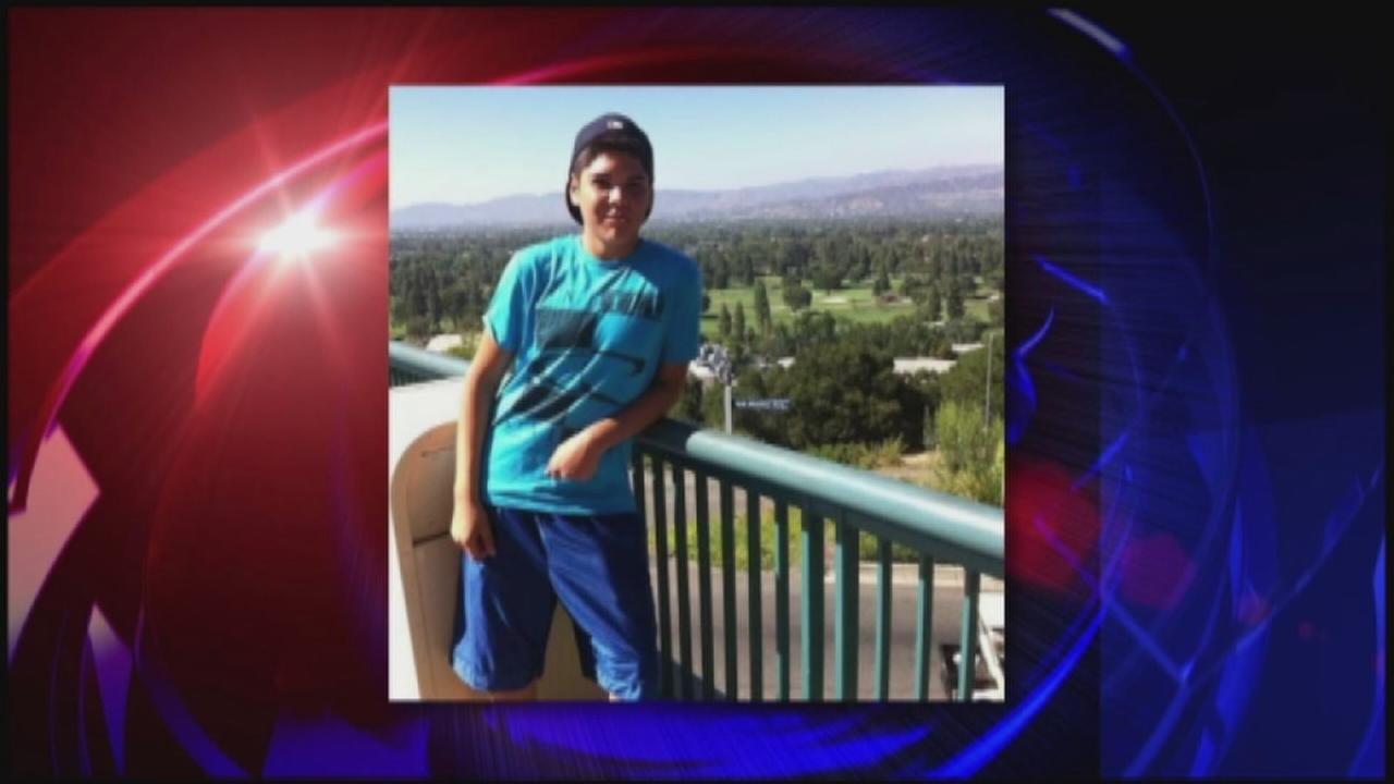 Family of teen fatally shot by officer speaks out