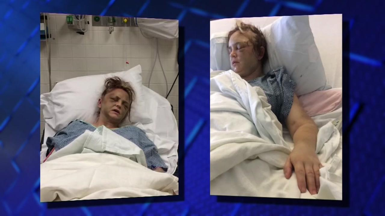 Woman allegedly help captive by boyfriend