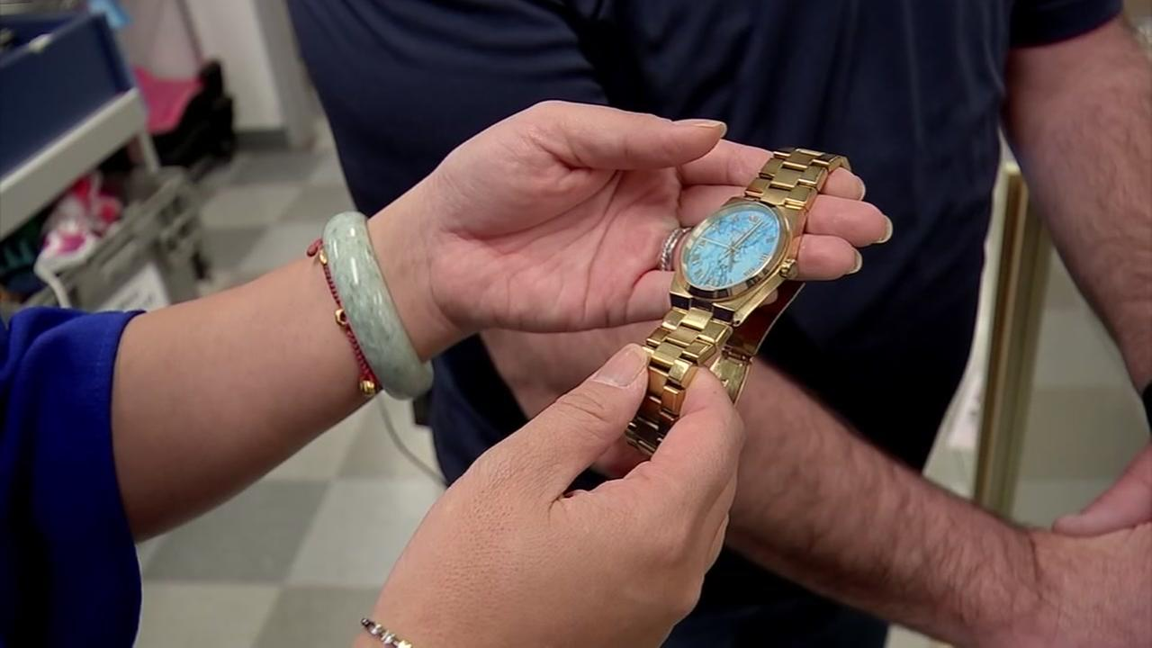 TSA TREASURES: Items left behind at the airport wind up for sale for pennies on the dollar