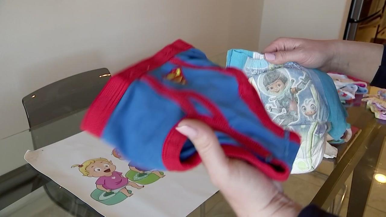 MOMS ON THE MOVE: Clothing for better potty training