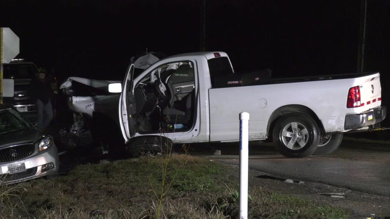 Deadly drunk driving crash
